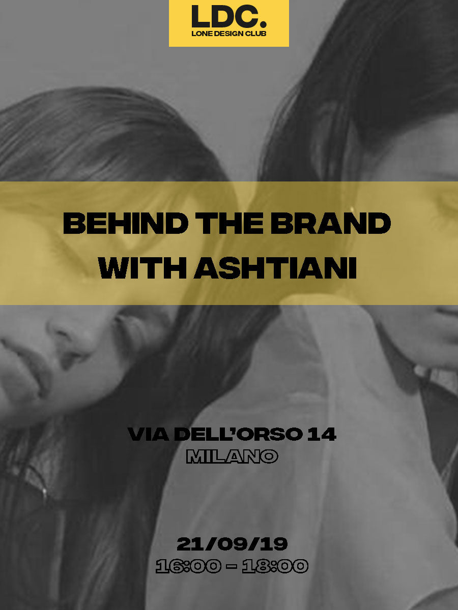 MFW Behind the Brand with Ashtiani