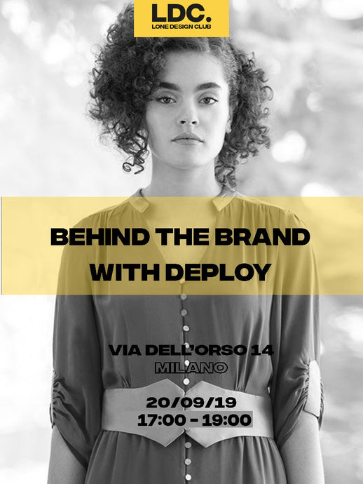 MFW Behind the Brand with Deploy