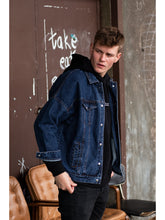 GENES-2-blue-dark-oversize-denim-jacket-with-wording-le-slap-clothing-male-model.jpg