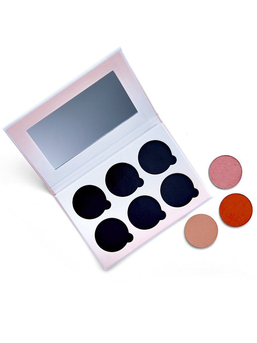 NICMAC beauty refillable eyeshadow palette