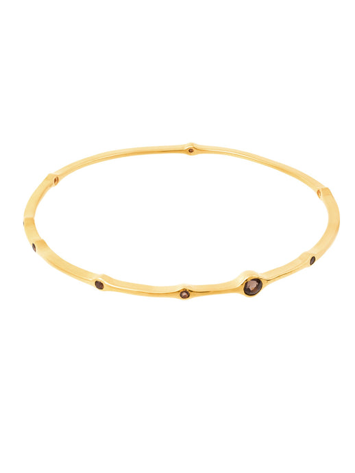 Amadeus Sophia Bangle Smokey Quartz - LDC