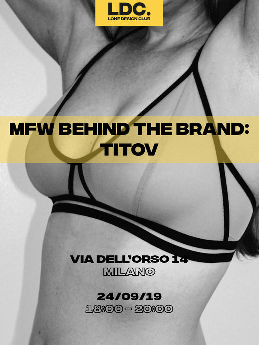 MFW Behind the Brand with Titov