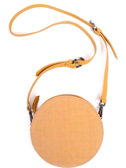 Bleque Ana - Round Shoulder Bag