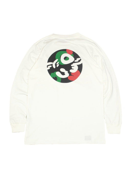 Organic Cotton Long Sleeve Tee - Camo Crest