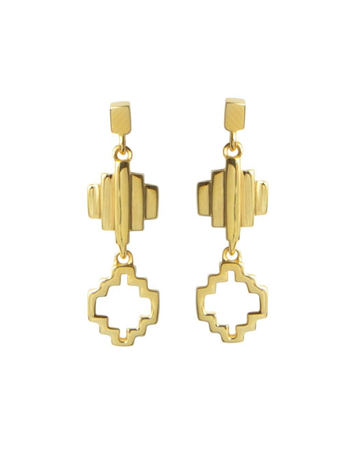 Baori Dangler in 18ct Gold Vermeil