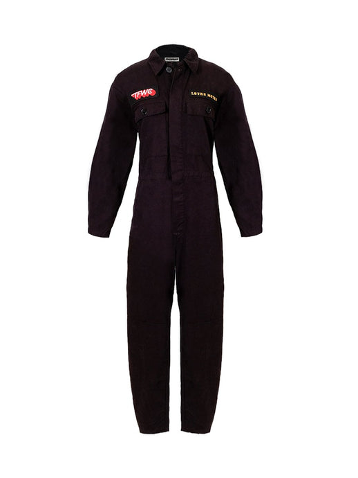 BLACKTRACK COVERALL