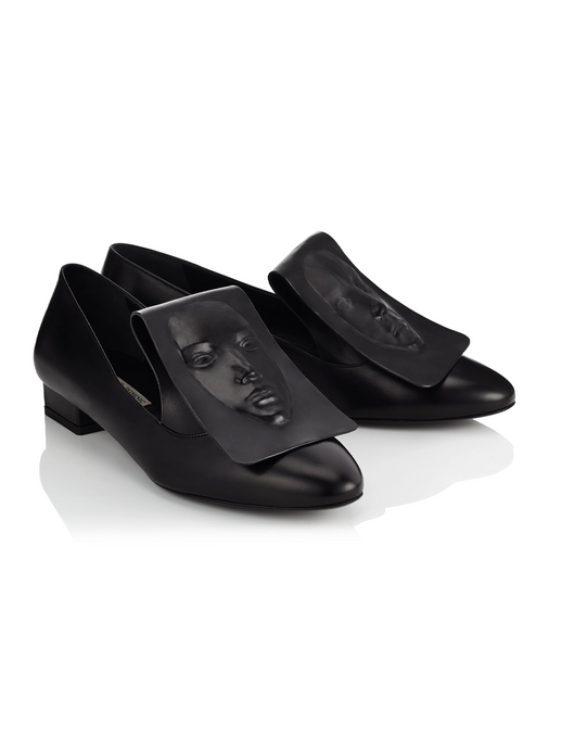 Ganor Art Loafers Clymene in Black