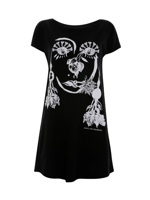 Wonky & Wonderful T Shirt Dress