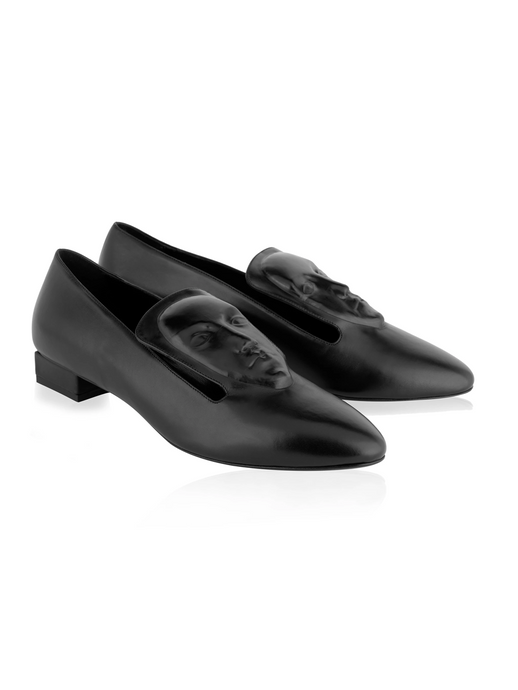 Ganor Art Loafers Selene Black loafers