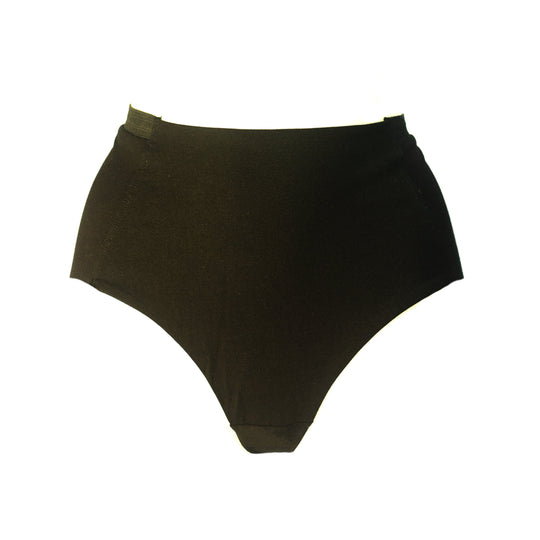 Ocean Protection; 'The Lawyer' Midrise Fullbum Knicker