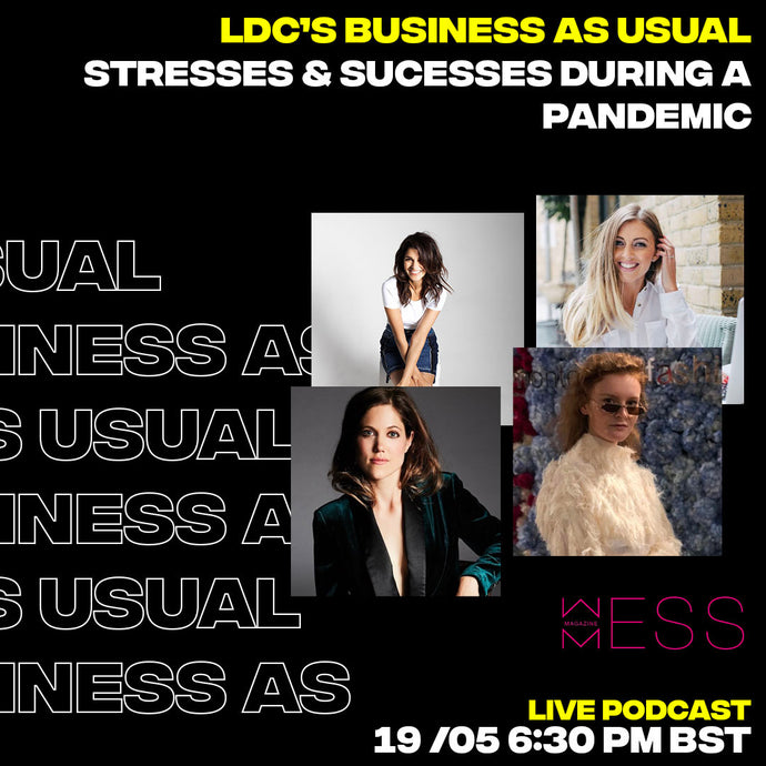 LDC's Business As Usual: Stresses + Successes During a Pandemic the LIVE PODCAST