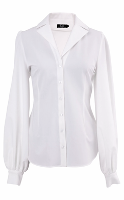 LYL Coco shirt in white