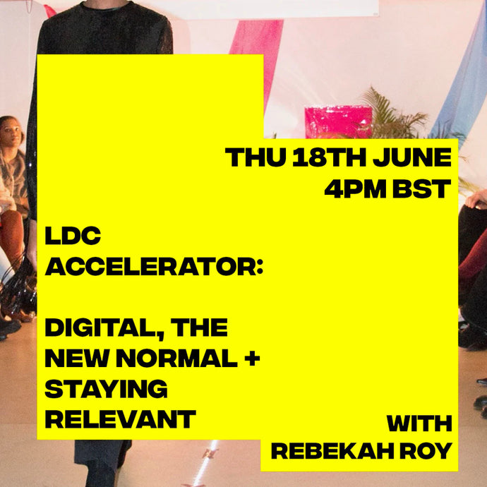 LDC Accelerator: Digital, the New Normal & Staying Relevant with Rebekah Roy