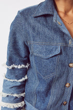 Repurposed Denim Jacket