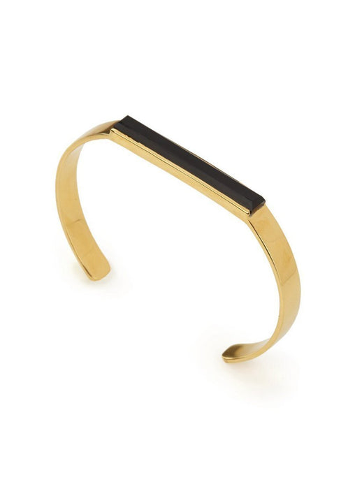 Urban Cuff In Black Onyx
