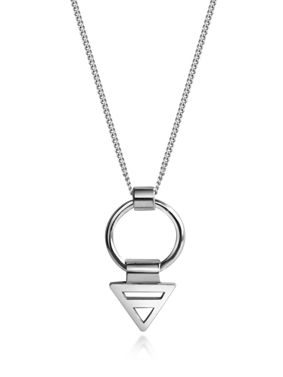 Trikona Mini Necklace