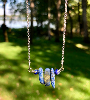 Cairn Gemstone Necklace