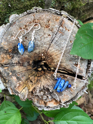 Cairn Gemstone Earrings
