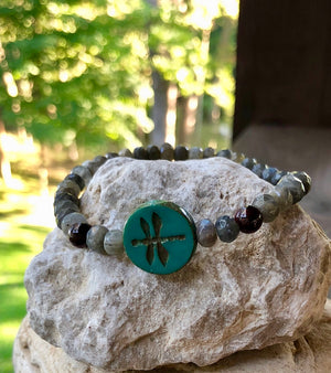 Transformation Gemstone Bracelet