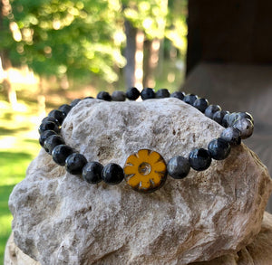 Create Your Sunshine Gemstone Bracelet