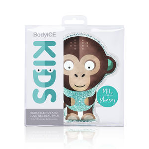 MILO THE MONKEY - KIDS ICE AND HEAT PACK