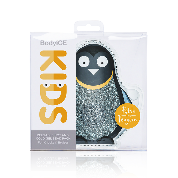 PABLO THE PENGUIN - KIDS ICE AND HEAT PACK