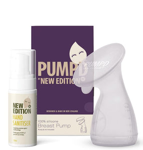 PUMPD PUMP AND SANITIZE PACK