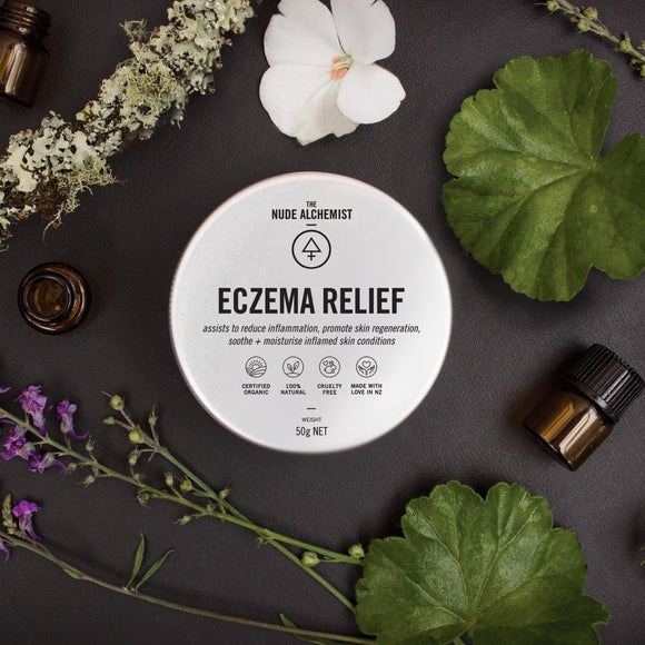The Nude Alchemist - Eczema Relief