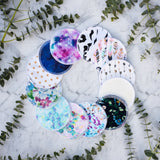 ANY 4 Pair - Reusable Breast Pads