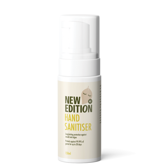 New Edition Hand Sanitiser 150ml