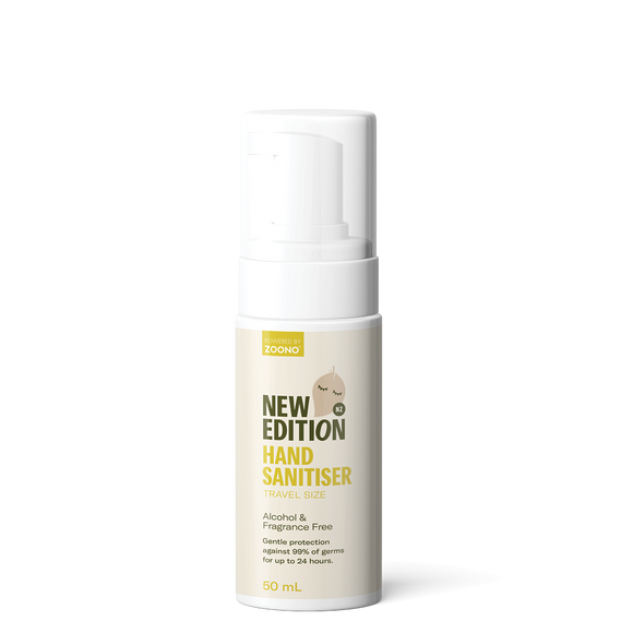 NEW EDITION TRAVEL HAND SANITISER