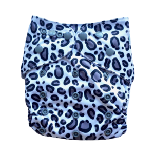 Leopard Love Cloth Nappy