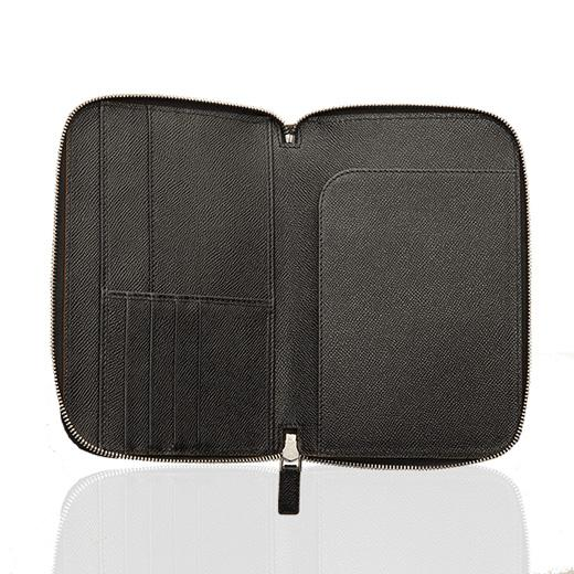 Zip Around Travel Wallet