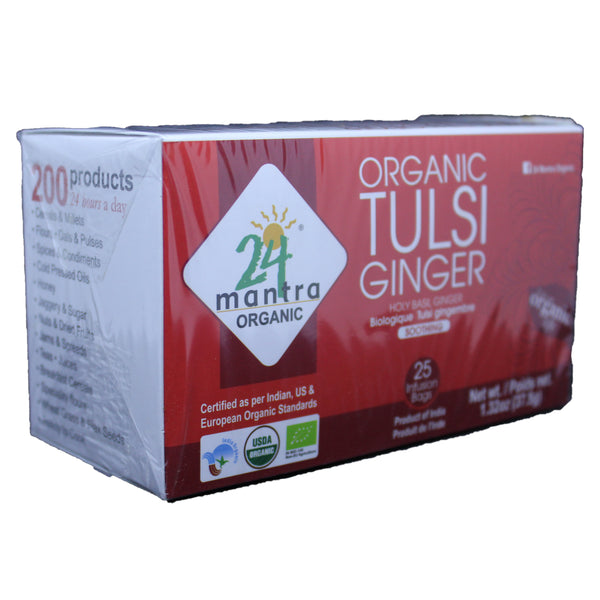 24 Mantra Ginger Tea - 37,5g