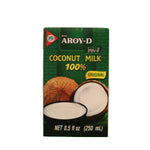 Aroy-D Coconut Milk /Kokos mælk - 250ml