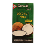 Aroy-D Coconut Milk /Kokos mælk - 500ml