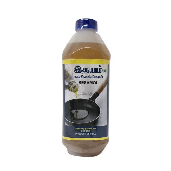 Gingili oil - 750ml