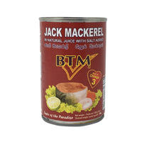 BTM Jack Mackerel - 300g