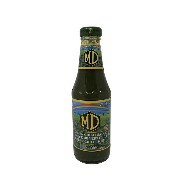 MD Green Chili Sauce - 400g