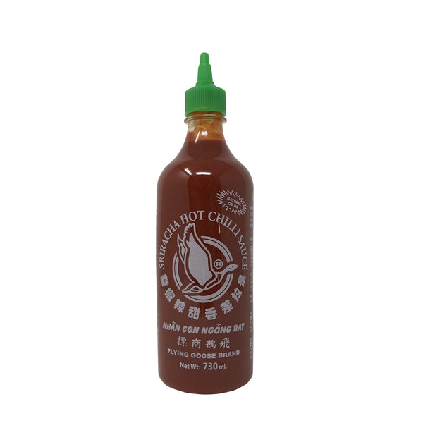 Flying Goose Brand Sriacha Hot Chilli Sauce - 730 ml