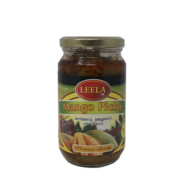Leela Mango Pickle - 330g