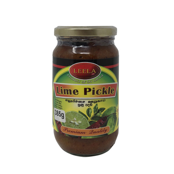 Leela Lime Pickle - 385g