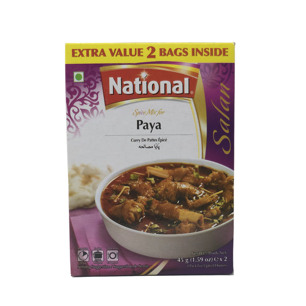 National Spice Mix for Paya - 90g