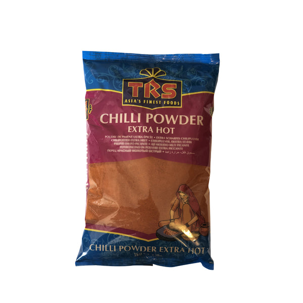 TRS Chilli Pulver - Extra Hot - 1 kg