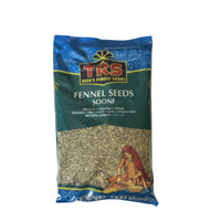 TRS Fennel Seeds Soonf - 400g