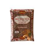 Leela Red Raw Rice - 1kg