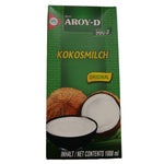 Aroy-D Coconut Milk/Kokos mælk - 1000 ml