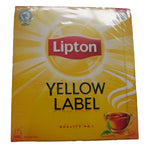 Lipton Yellow Label Tea - 100 bags