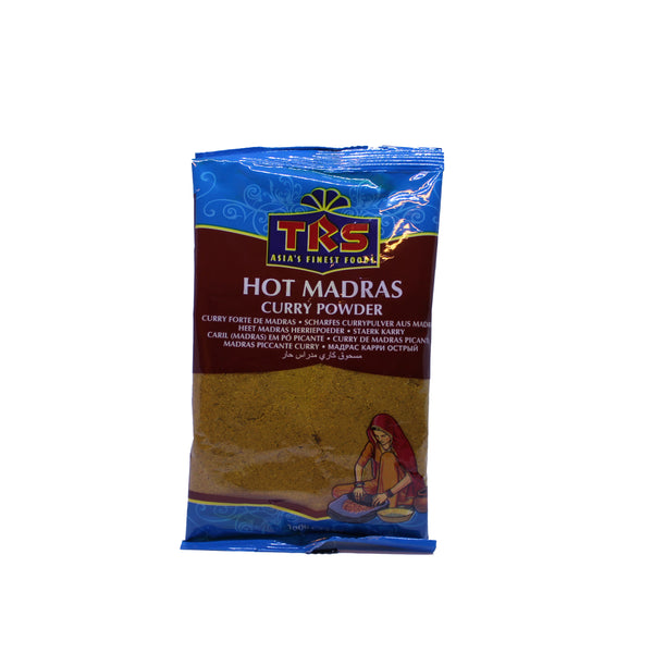 TRS Hot Madras Curry Powder - 100g
