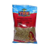 TRS Whole Coriander Seeds - 250g